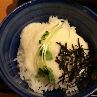 Mini Tororo on Rice Don(味の民芸 世田谷砧店 )