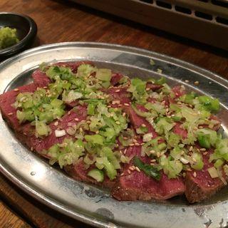 Crunchy Beef Hearts(関根精肉店 三軒茶屋店 (せきねせいにくてん))