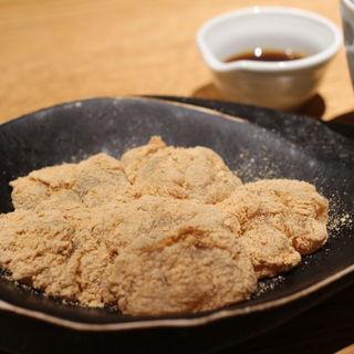 わらび餅(小割烹おはし恵比寿)