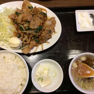 焼肉定食(陳麻家 東中野店 )