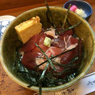 漬け鮪丼(喜久寿し )