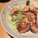 鶏モモ塩焼き(まゝや )