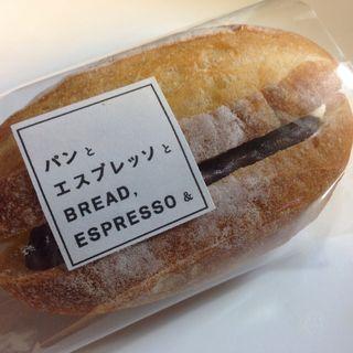 クリームあんこサンド(パンとエスプレッソと (BREAD,ESPRESSO &))