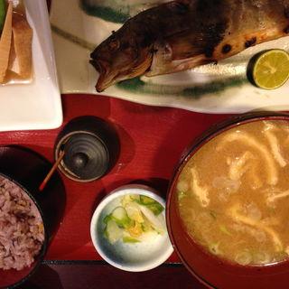 焼き魚定食(いっさい 平塚ラスカ店 )