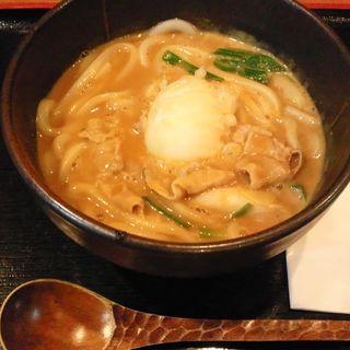 卵カレーうどん(富貴堂 (ふうきどう))