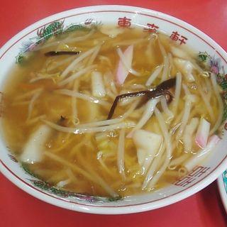 ちゃんぽん(東来軒 )