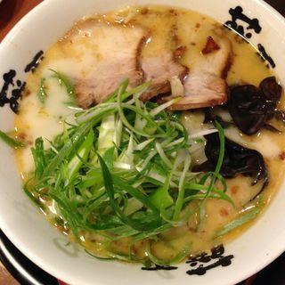 ねぎスペシャル(らー麺 藤平尼崎大西店 (らーめん とうべい))