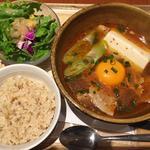 PARK特製純豆腐チゲ