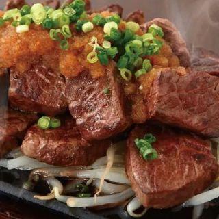 牛ハラミステーキ(てんか)