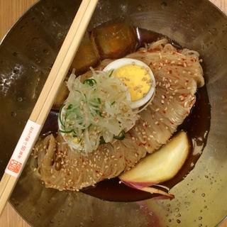 ぴびん冷麺(天壇祇園本店 (テンダン))