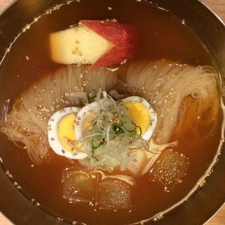 冷麺(天壇祇園本店 (テンダン))