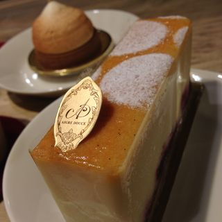 チーズケーキ(エーグルドゥース)