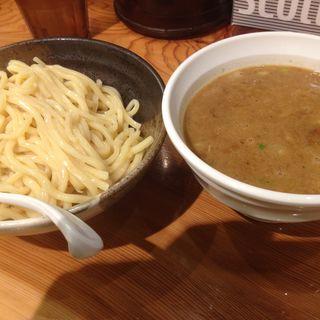 濃厚煮干つけ麺 並(禪)