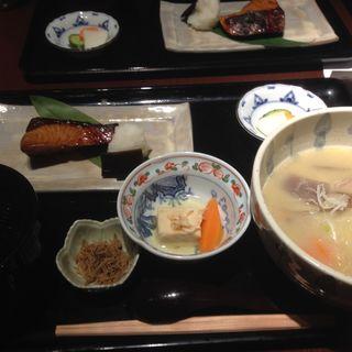 焼き魚定食(別亭 神田新八)