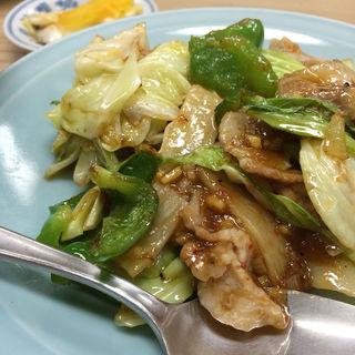 回鍋肉ライス(七面鳥 )