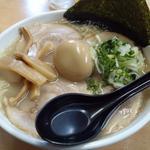 塩 スペシャル ( 中盛 ) 細麺