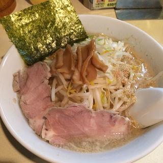 塩とんこつ麺(麺屋 賢太郎 )