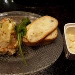 リブラボのポテトサラダ(リブラボ キッチン SHINAGAWA (Riblab Kitchen))