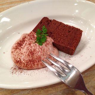チョコレートの焼き菓子(パッパトリア (Pappa Toria))