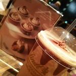 アイスチョコレートドリンク ミルク