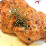 やわらか丸鶏のオーブン焼き