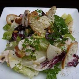 トレビスのサラダ(AGカフェ (AG cafe))