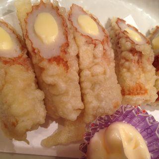 ちくわのチーズ揚げ(本味楽)