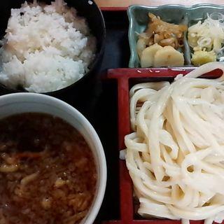 肉汁定食(小島屋 )