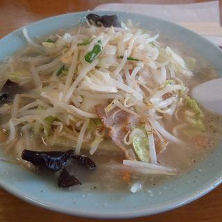 野菜たっぷりタンメン (麺屋まる勝かっちゃんラーメン )