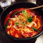 【汗をかいて基礎代謝アップ】恵比寿で食べられる激辛麺料理