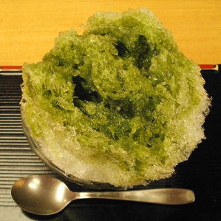 氷宇治しぐれ(ふなわかふぇ )