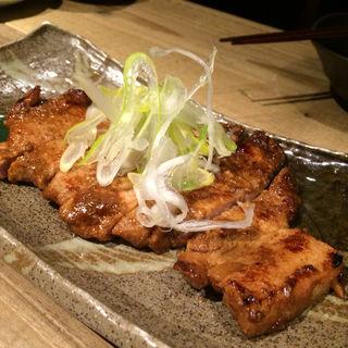三元豚の味噌焼き(焼きはまぐりる 市ヶ谷 )