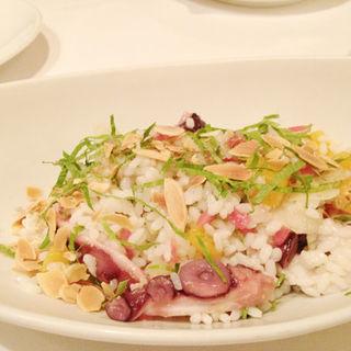 蛸とお米のサラダ(トラットリア・ブリッコラ (TRATTORIA Briccola))