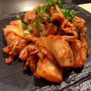 豚キムチ(縁 )