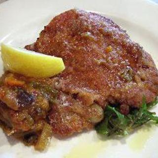豚のカツレツ(トラットリア ジョヴァンニ)