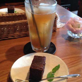 ランチコースデザート(LICKS (GRILL & CAFE BAR))