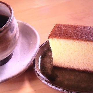コーヒーセット(六斎堂 (ろくさいどう))