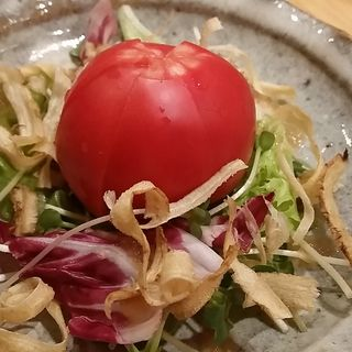 セレブトマト(旬肴 料理人 裕 )