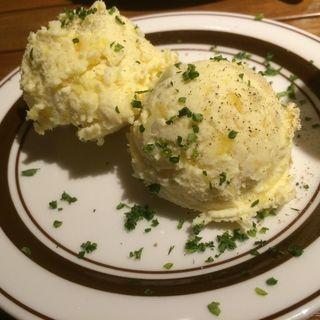 さつまいもとクリームチーズの栗きんとんstyl(#702 CAFE&DINER なんば (ナナマルニ カフェアンドダイナー))
