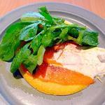 スモークサーモン&リコッタムースのパンケーキ(リバイヴキッチン (revive kitchen))