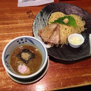 煮干しチャーシューつけ麺(つけ麺二代目みさわ)