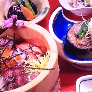 海鮮丼御膳(味処 順平 )