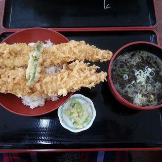 大穴子天丼(漁師料理 かなや )