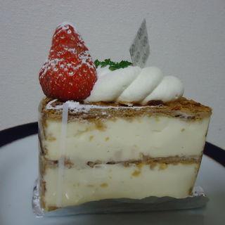 苺のケーキ(町屋菓子工房 凡蔵 )