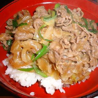 牛丼(宗三郎 (むねさぶろう))