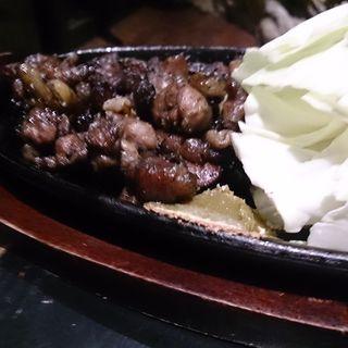 宮崎風鶏の炙り焼き(かんかん商店 新横浜店 (かんかんしょうてん))