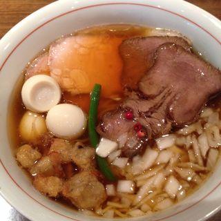 特製牛骨らーめん(醤油)(麺屋 じもと )