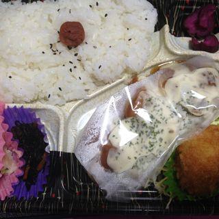 チキン南蛮弁当(コロッケのいろは 三国店 )