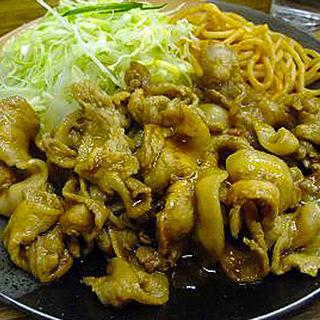 生姜焼き定食(キッチン グラン )