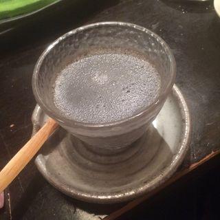 黒ごまプリン(炭屋五兵衛 和泉多摩川店 )